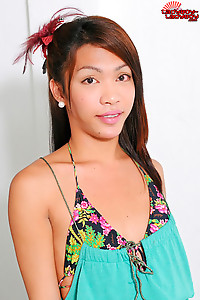 20 year old cute ladyboy from the Philippines