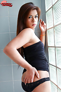 Beautiful young ladyboy!