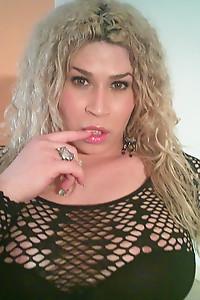 Monica Richards BBW Shemale