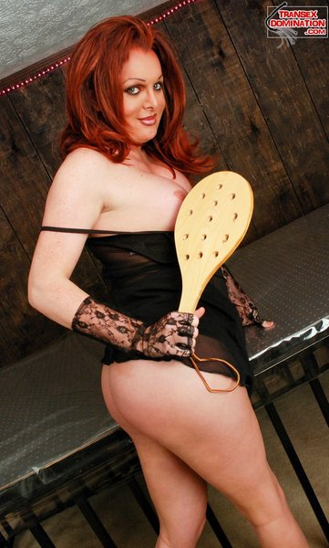 Longer 10:23 Red headed she domination MILF