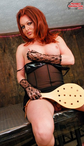 Apologise, Red headed she domination advise