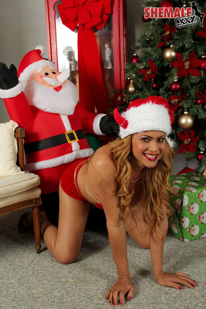 Arousing Christmas Sex Fuck Tube
