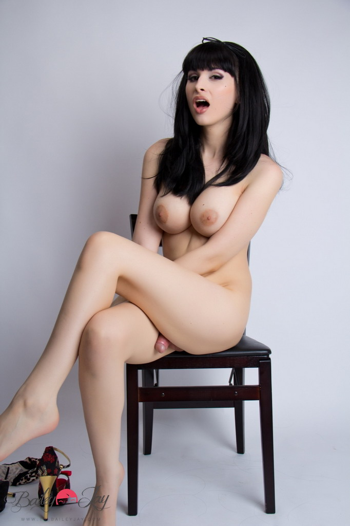 God Bailey jay pantyhose you