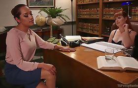 Attorney gives client Pro Boner services