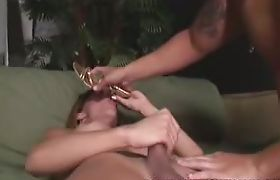 Hardcore Bareback Sex of Shemale and Gay With Nasty Fucked