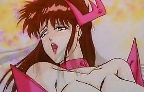 Big boobed hentai supergirl hard deep fucked by batman