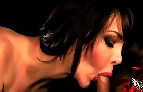 Danielle Foxx, Angelina Torres Blowride