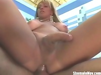 Big cock blond fucking dude