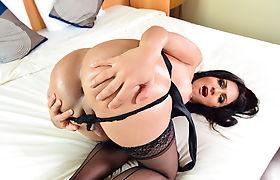 TS in an intimate doggystyle assfuck.visit xxxladyboyz.com