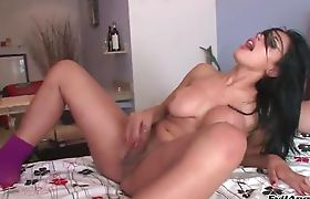Agatha Ketenllyn Has Huge Tits and Big Cock Part 03
