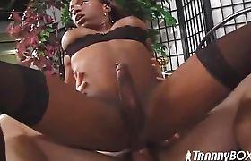 Slap That Big Black Cock