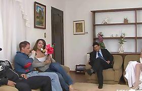 Patricia Sabatiny and Senna Part 02