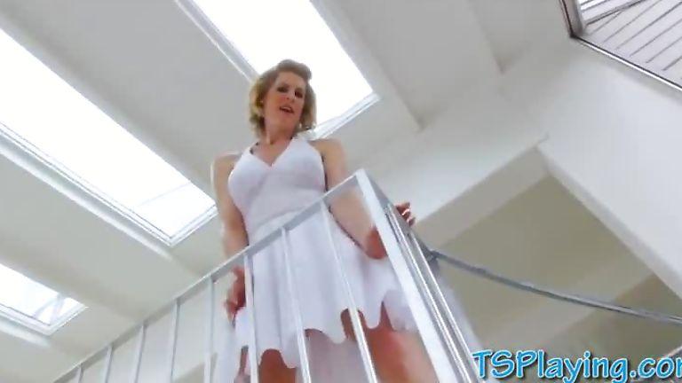 Tranny Anal Tube 121